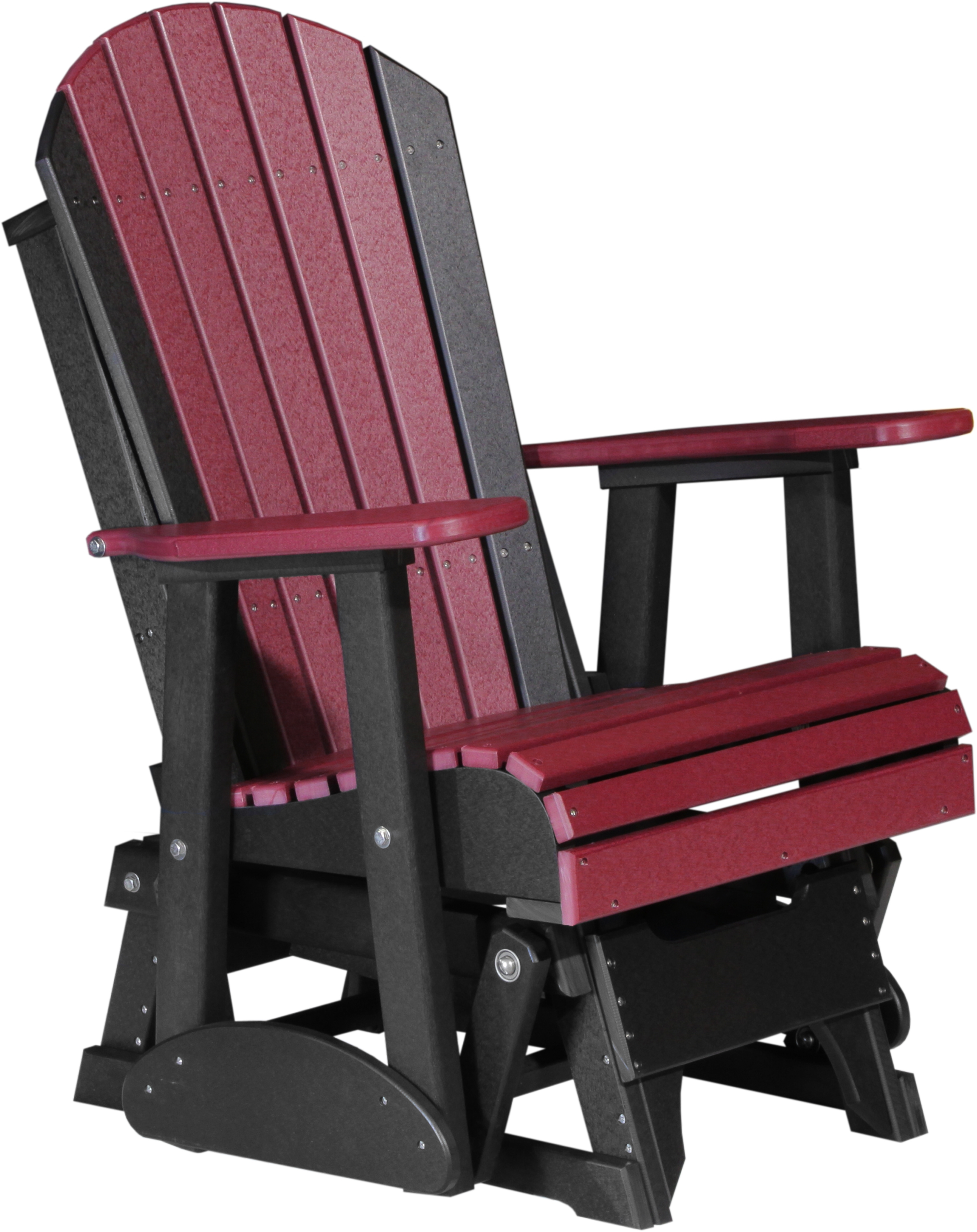 Most Popular Patio Rocking Chairs And Gliders Regarding Outdoor Furniture (View 7 of 15)