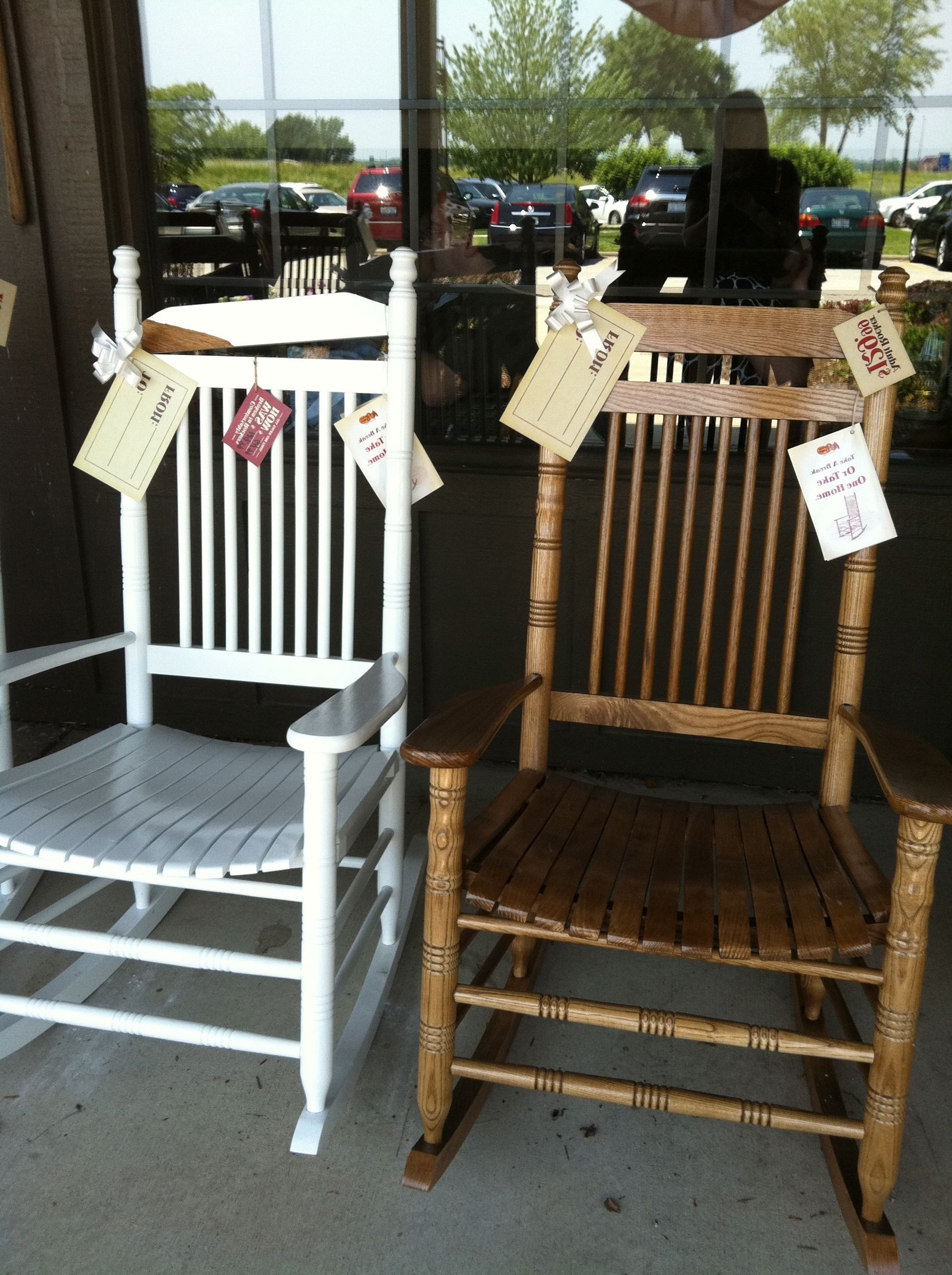 Most Popular Rocking Chairs At Cracker Barrel Intended For Beautiful Rocking Chairs At Cracker Barrel – Aleadecor (View 4 of 15)