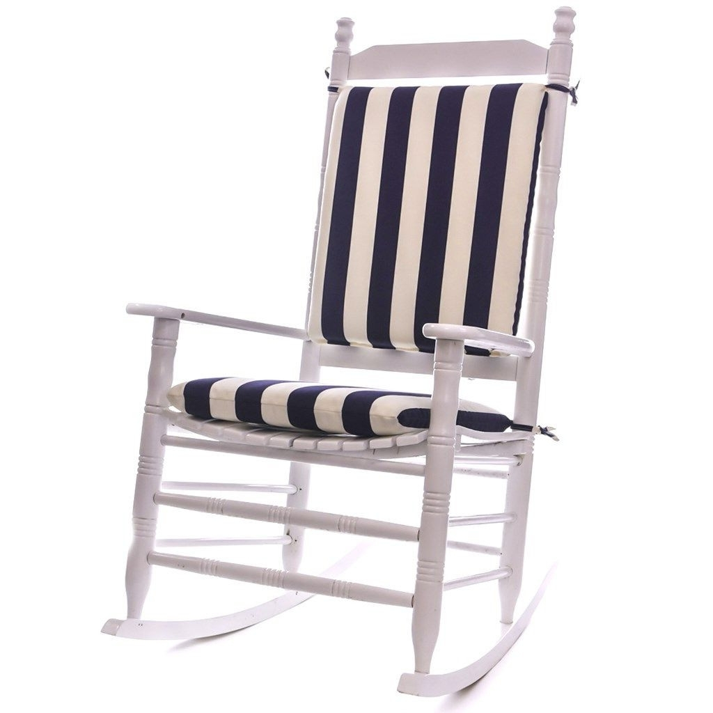 Most Recent Padded Outdoor Rocking Chair Lovely Cool Great Outdoor Rocking Chair within Rocking Chair Cushions For Outdoor