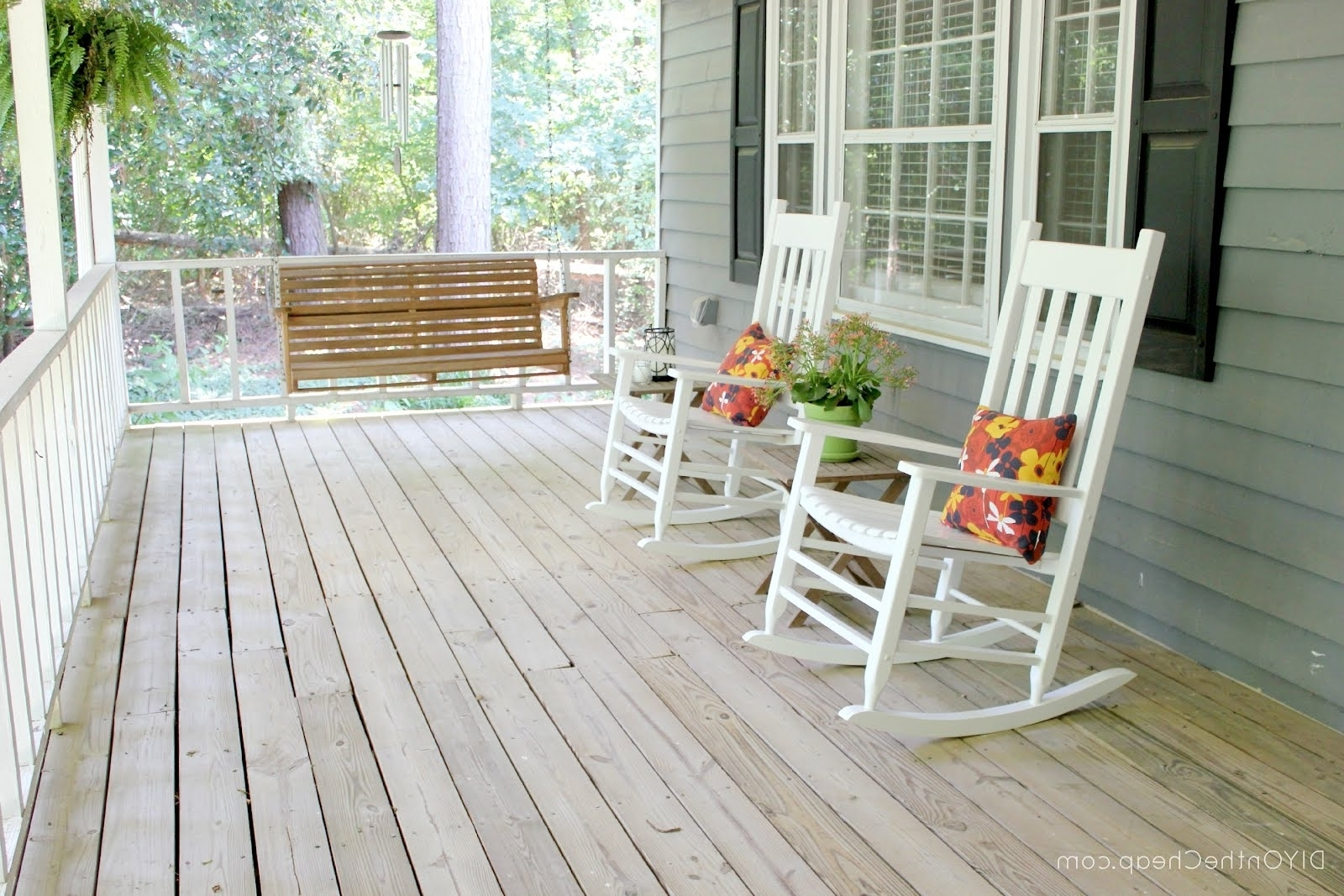 Most Recent Rocking Chairs For Front Porch Throughout Living Room Furniture Astounding Rocking Chair Front Porch Is Like (View 2 of 15)