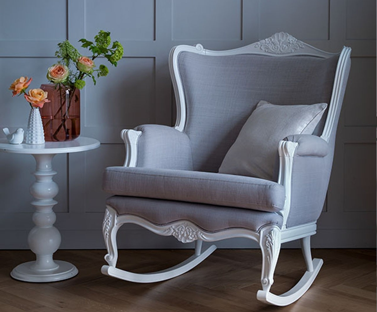 Most Recent Rocking Chairs For Nursing With Luxury Nursing Rocking Chair — All Modern Rocking Chairs : Good And (View 3 of 15)