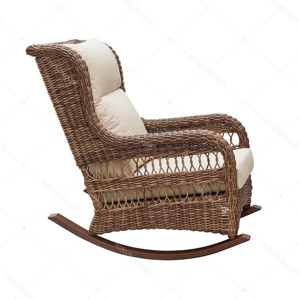 Most Recently Released White Wicker Rocking Chairs Porch Martha Stewart Chair Indoor For Within Indoor Wicker Rocking Chairs (View 11 of 15)