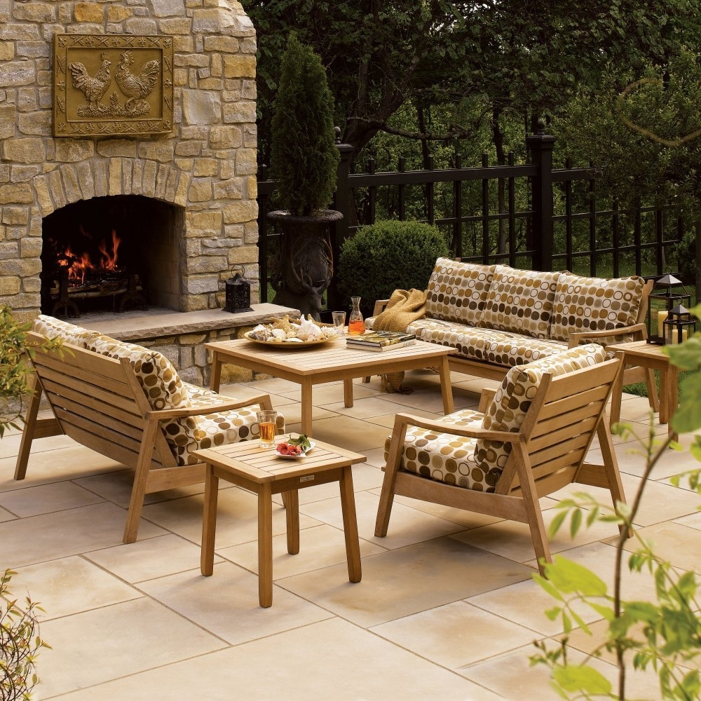 Most Recently Released Wood Patio Furniture Conversation Sets Pertaining To Christy Sports Patio Furniture Tags : Wood Patio Conversation Sets (View 9 of 15)