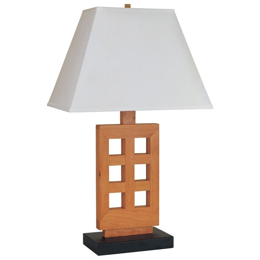 Most Recently Released Wooden Table Lamps For Living Room Selecting A Wooden Table Lamps With Regard To Wood Table Lamps For Living Room (View 6 of 15)