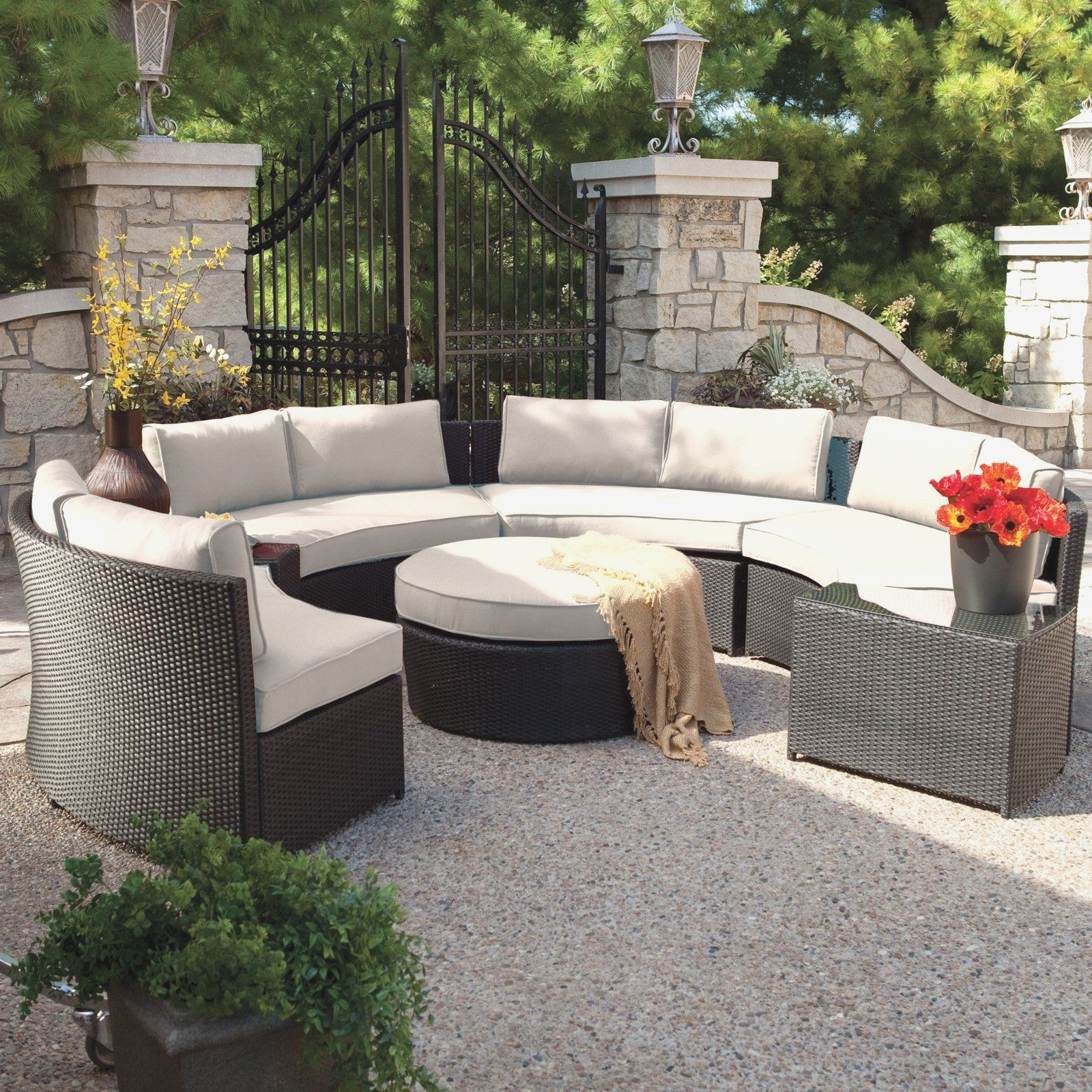 Most Up To Date Outdoor Patio Couch Best Of Outdoor Patio Furniture Conversation Intended For Patio Sectional Conversation Sets (View 5 of 15)