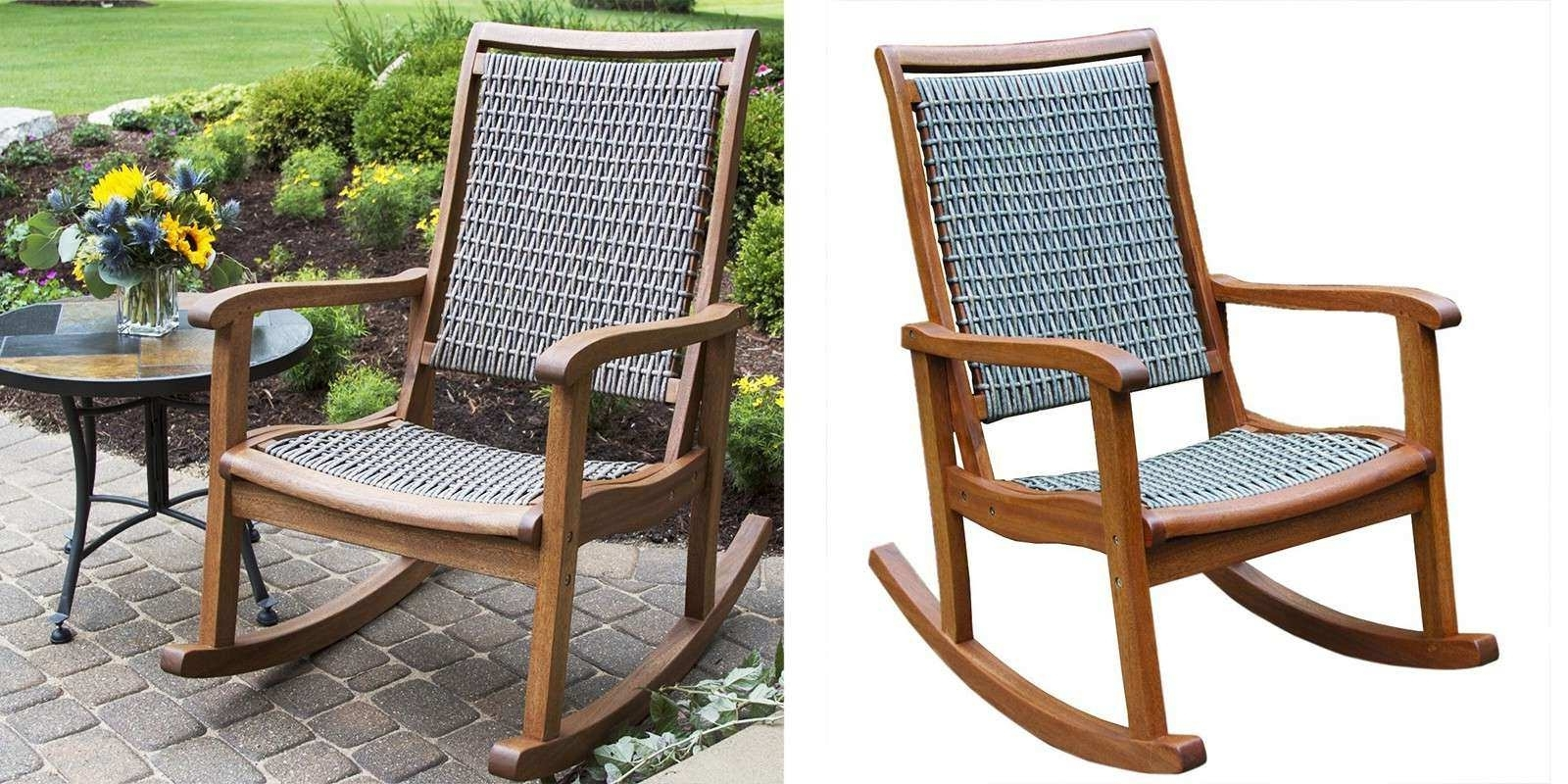 Most Up To Date Resin Outdoor Furniture Awesome Resin Patio Rocking Chairs Modern In Resin Patio Rocking Chairs (View 5 of 15)