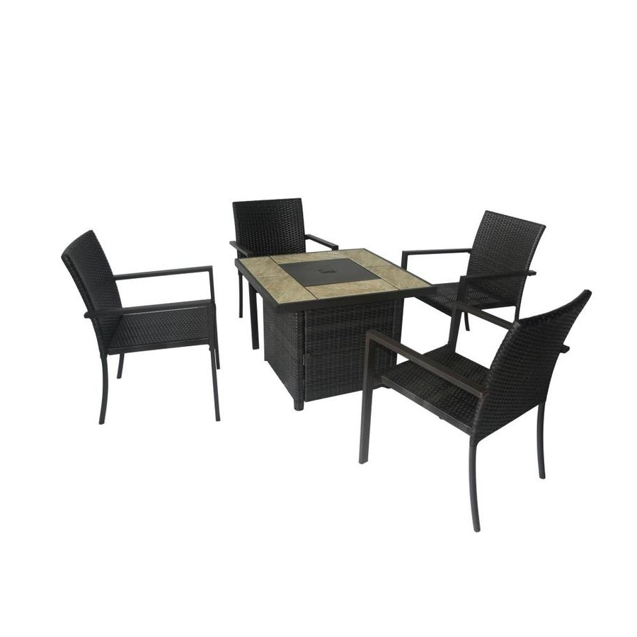 Most Up To Date Shop Bali Steel Frame Patio Conversation Set At Lowes Regarding Steel Patio Conversation Sets (View 13 of 15)