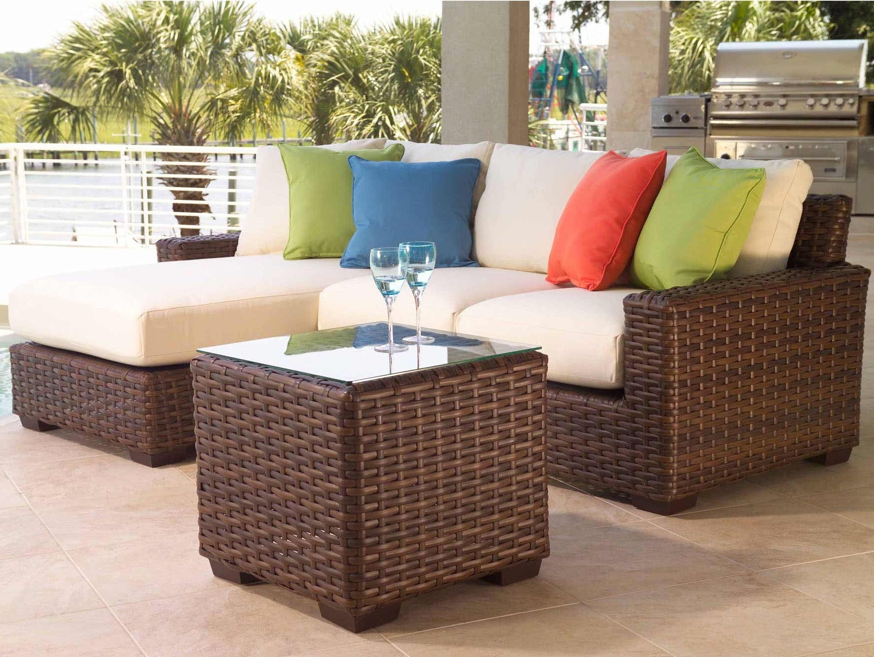 Most Up To Date Small Patio Conversation Sets With Regard To Outdoor Furniture Sets Ideas (View 8 of 15)