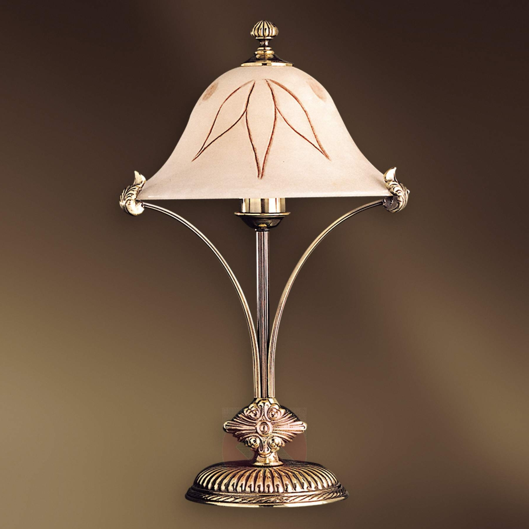 Newest Amazing Classic Table Lamp 5 Antique Brass Cream Shade Jpg T With Antique Living Room Table Lamps (View 13 of 15)