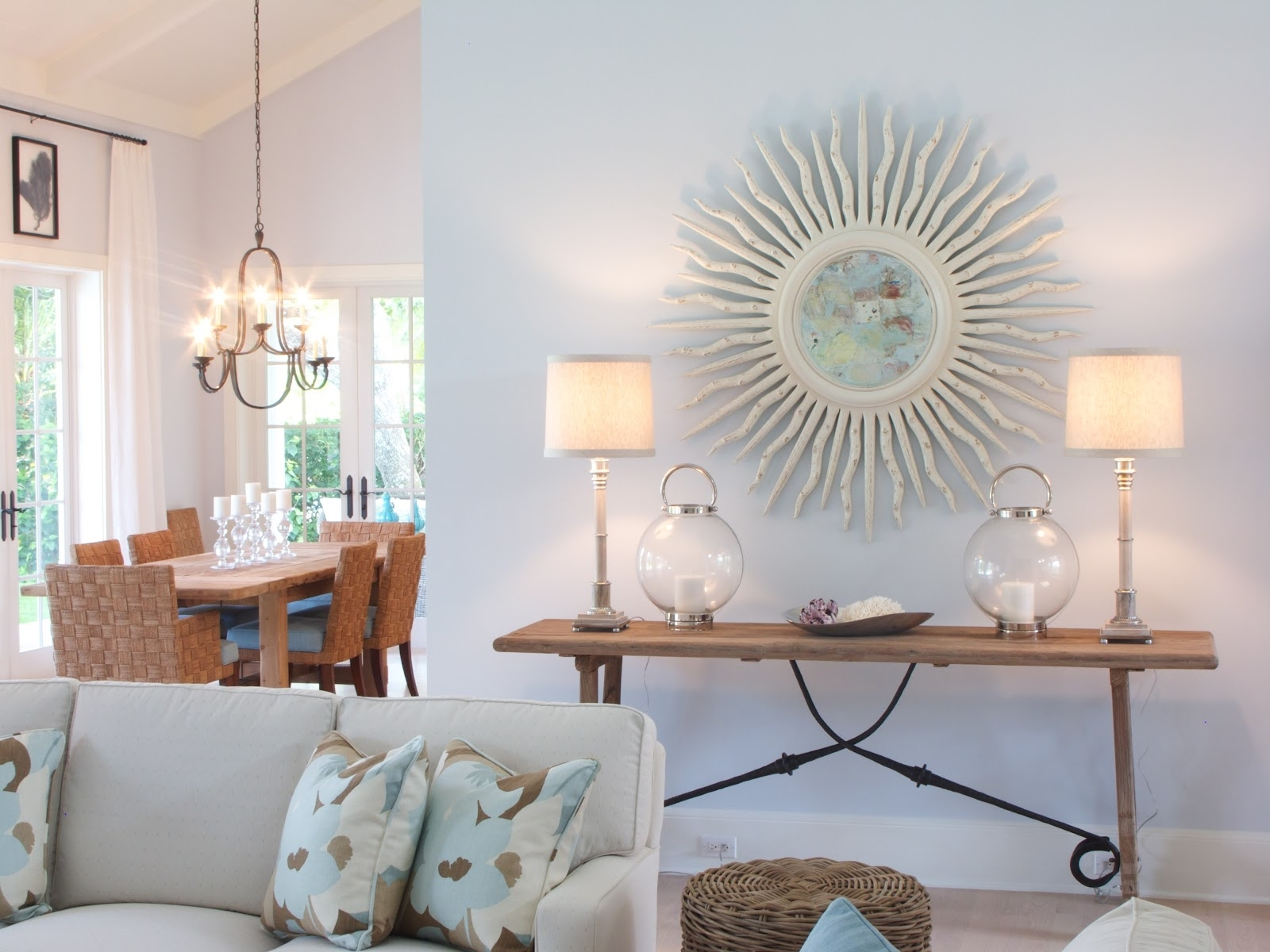 Newest Beach Themed Furniture Stores Dining Room House Living Style For Coastal Living Room Table Lamps (View 8 of 15)