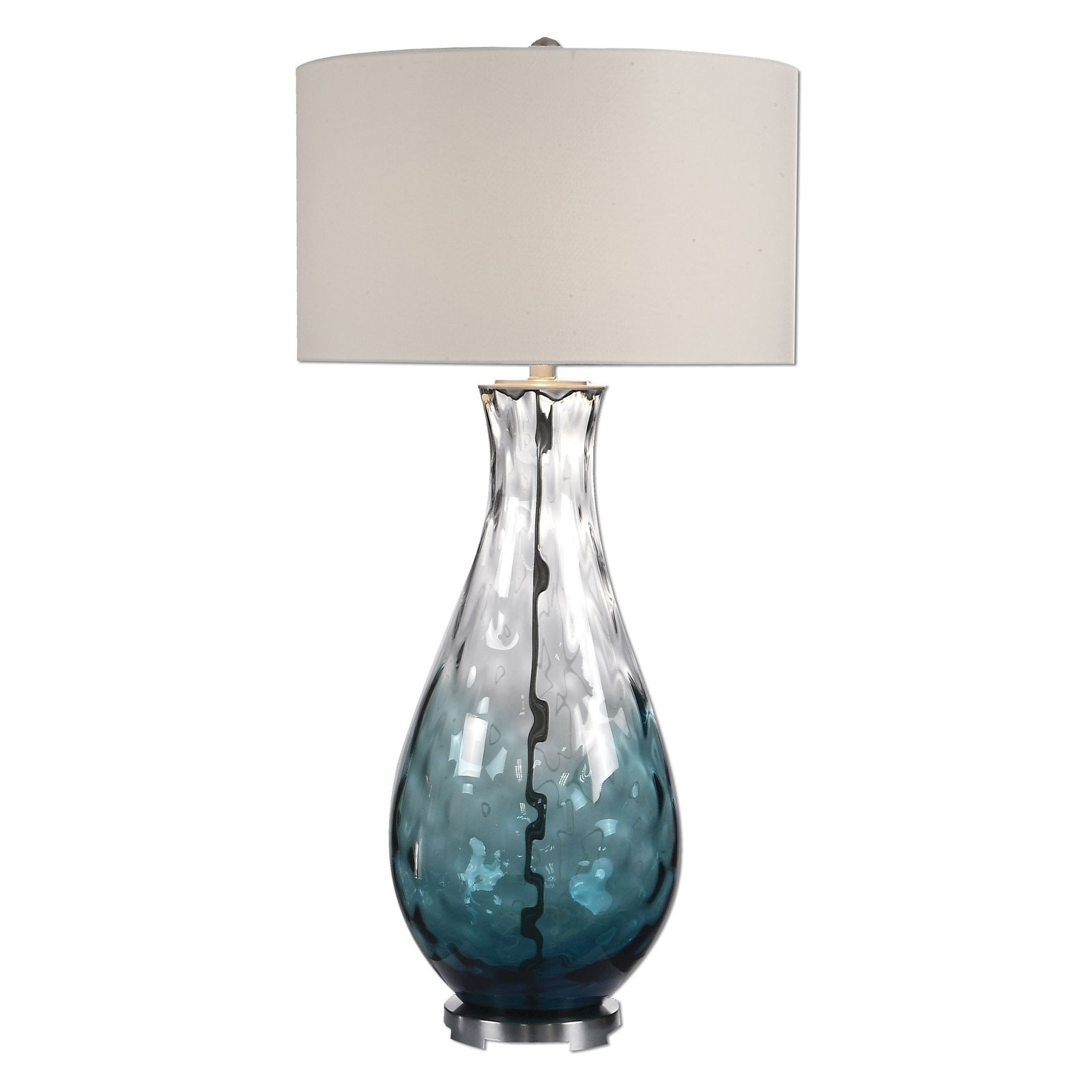 Newest Living Room Table Lamps At Target Pertaining To Top 55 Tremendous Pair Of Table Lamps Target Clear Glass Lamp Large (View 6 of 15)
