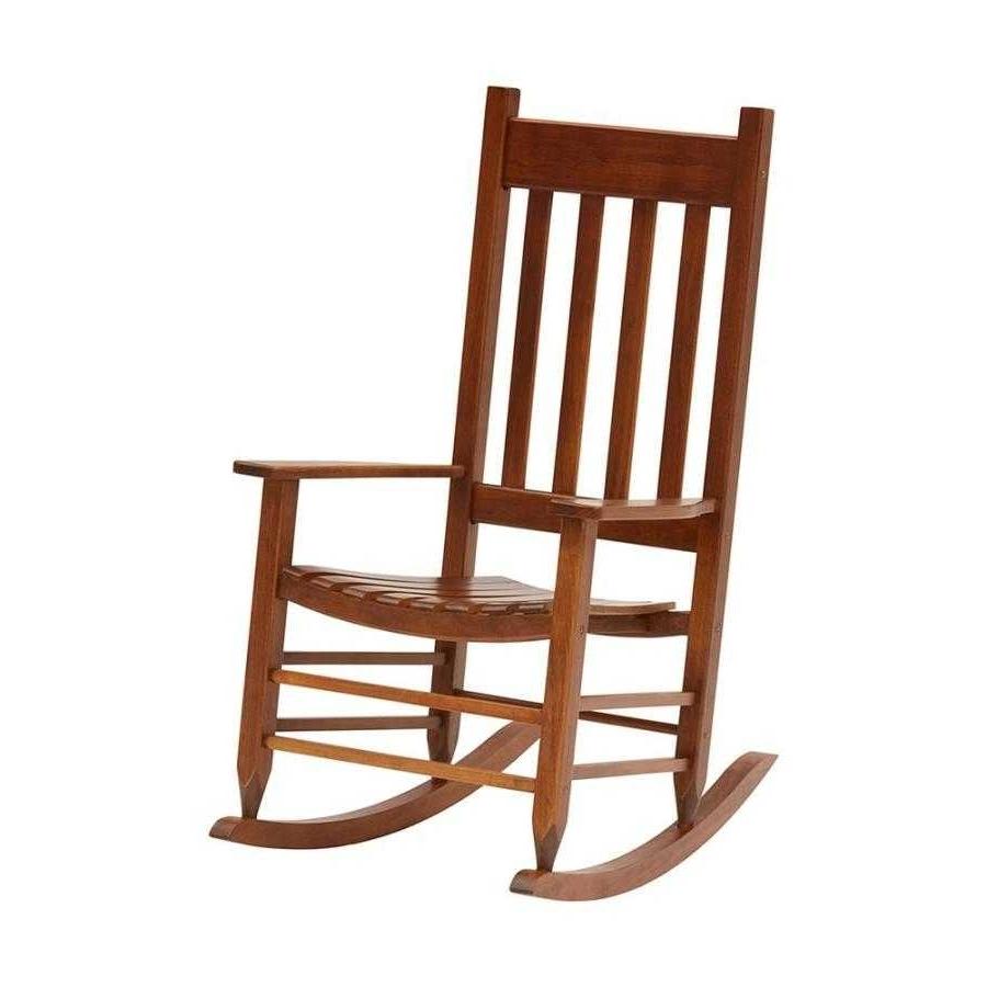 Newest Outdoor Vinyl Rocking Chairs With Regard To Furniture : Black Wicker Rocker Outdoor Vinyl Porch Rockers Resin (View 10 of 15)