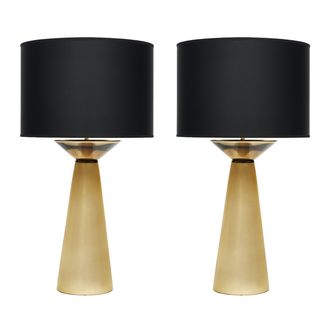 Newest Table Lamps For Modern Living Room For Top 53 First Class Contemporary Table Lamps Red Lamp Living Room (View 3 of 15)