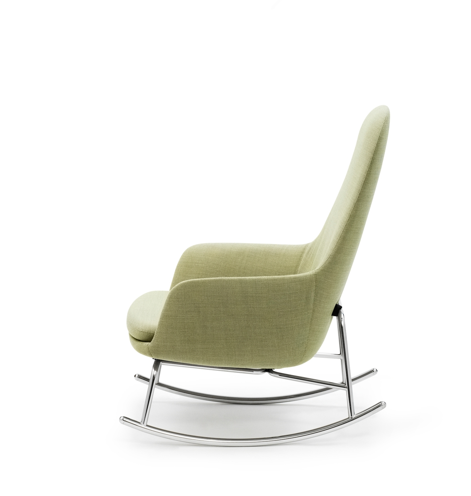 Normann Copenhagen Era Rocking Chair (View 8 of 15)