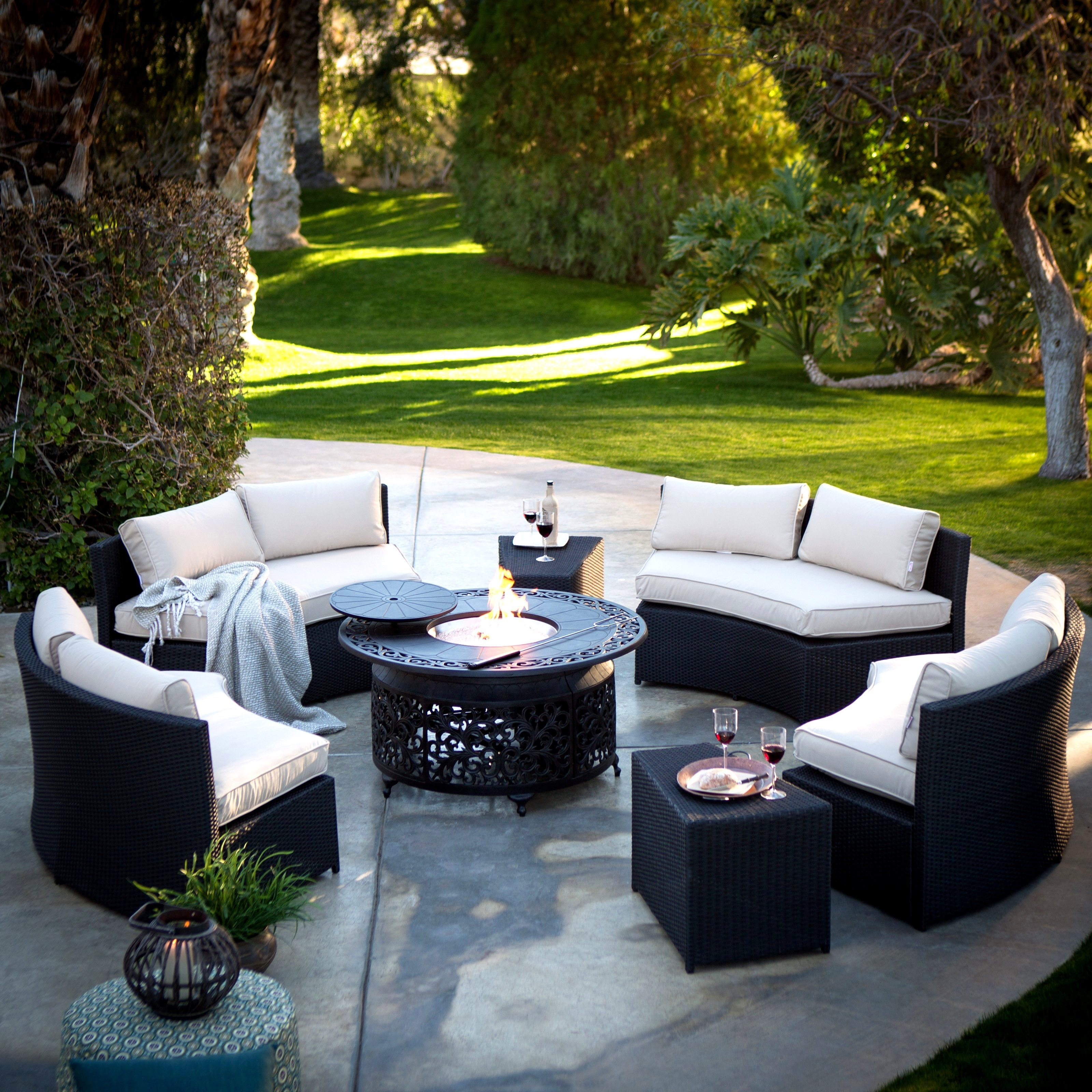 Outdoor Patio Furniture Conversation Sets Within Most Up To Date 30 Luxury Patio Conversation Sets Clearance Scheme – Onionskeen (View 12 of 15)