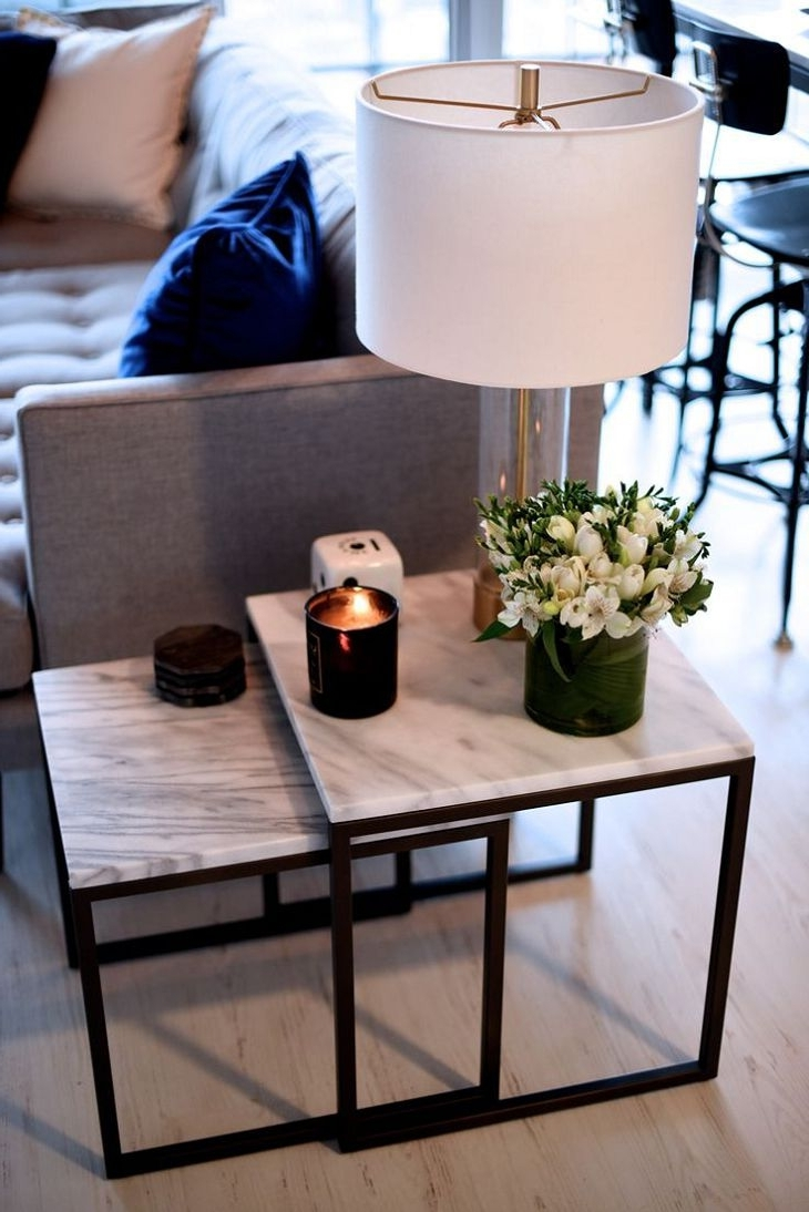 Outstanding Coffee Table Ideas For Living Room White Tube Shade Within Most Current Living Room Coffee Table Lamps (View 13 of 15)