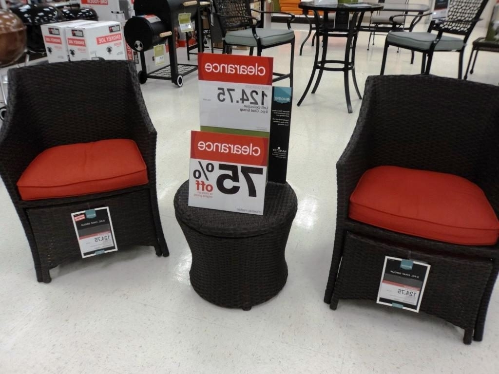 Patio Conversation Sets At Lowes In Most Up To Date Decor Of Clearance Patio Furniture Sets Lowes Patio Furniture (View 12 of 15)