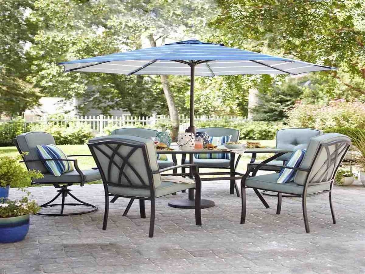 Patio Conversation Sets At Lowes In Preferred Lowes Garden Treasures Patio Furniture (View 8 of 15)