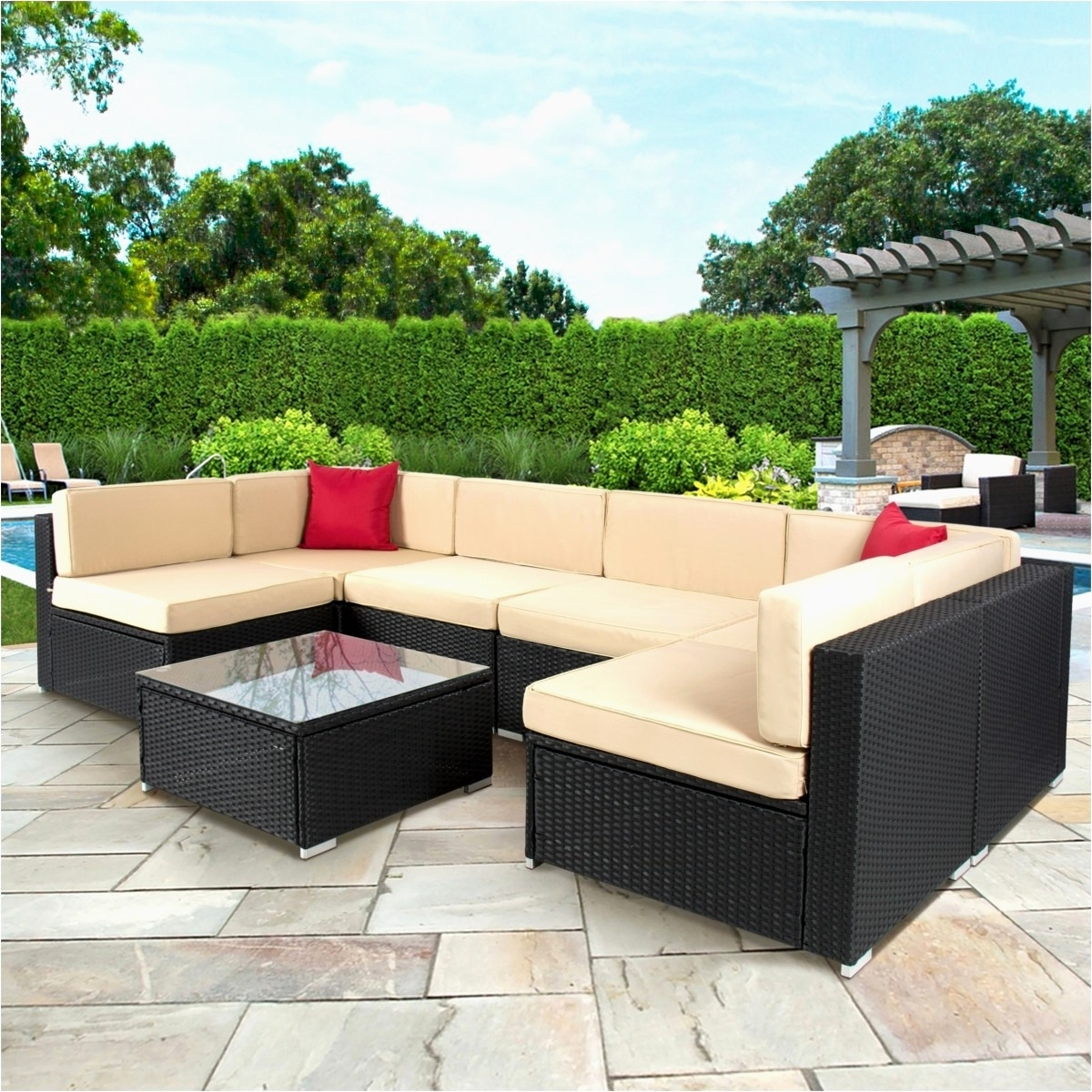 Patio Conversation Sets At Sam's Club Intended For Well Liked Sams Outdoor Furniture Photo Patio Dining Sets Sams Club Patio (View 14 of 15)