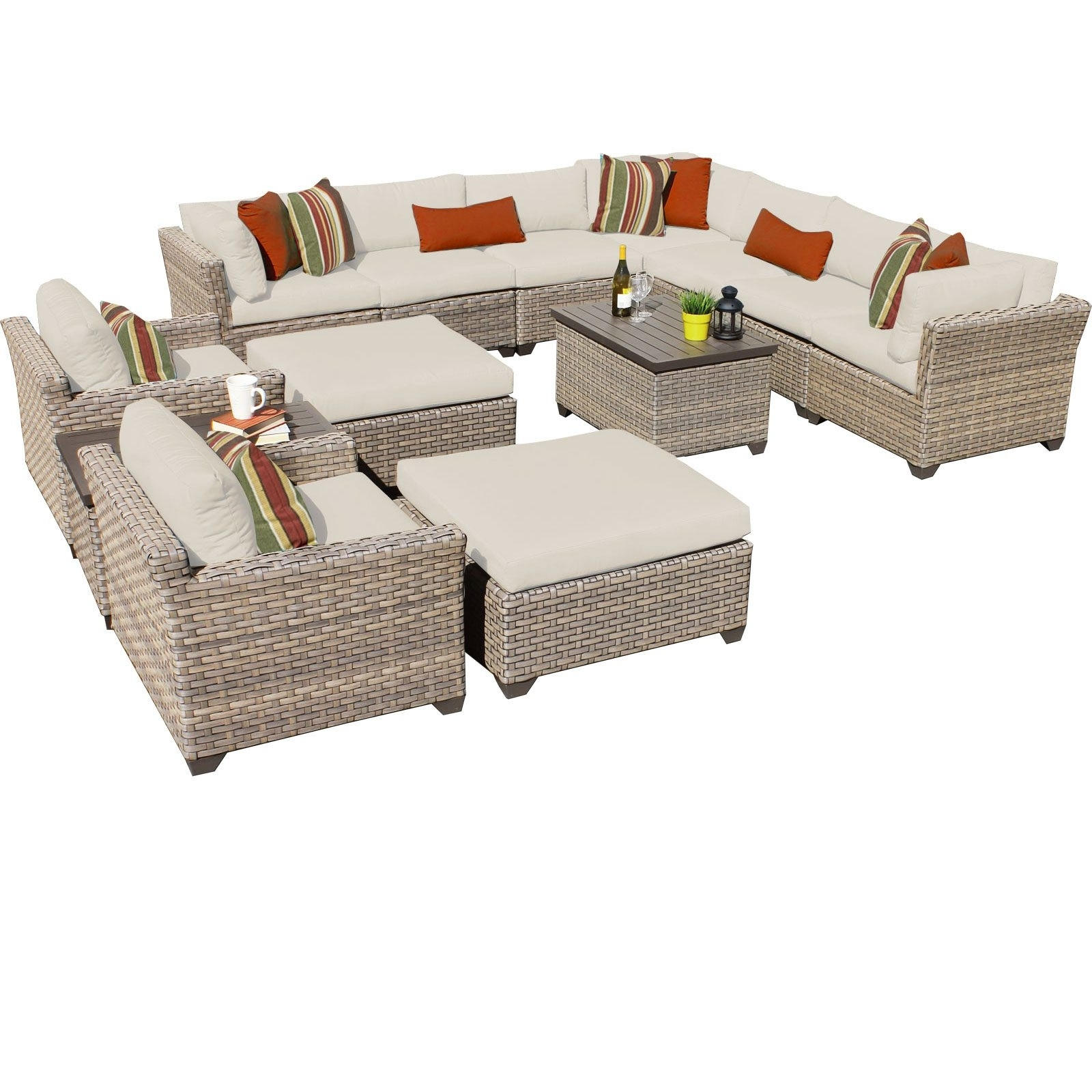 Patio Conversation Sets At Walmart Regarding Well Known 30 Luxury Walmart Patio Sets On Sale Ideas (View 11 of 15)