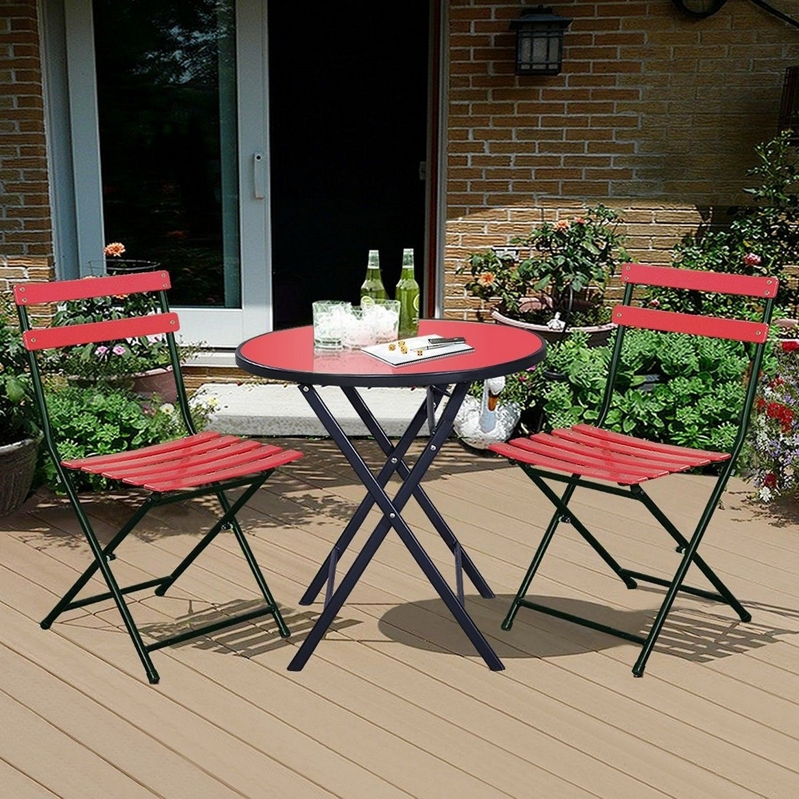 Patio Conversation Sets Under 200 Pertaining To Best And Newest Patio Furniture Sets Under 200 Dollars • Patio Ideas (View 7 of 15)