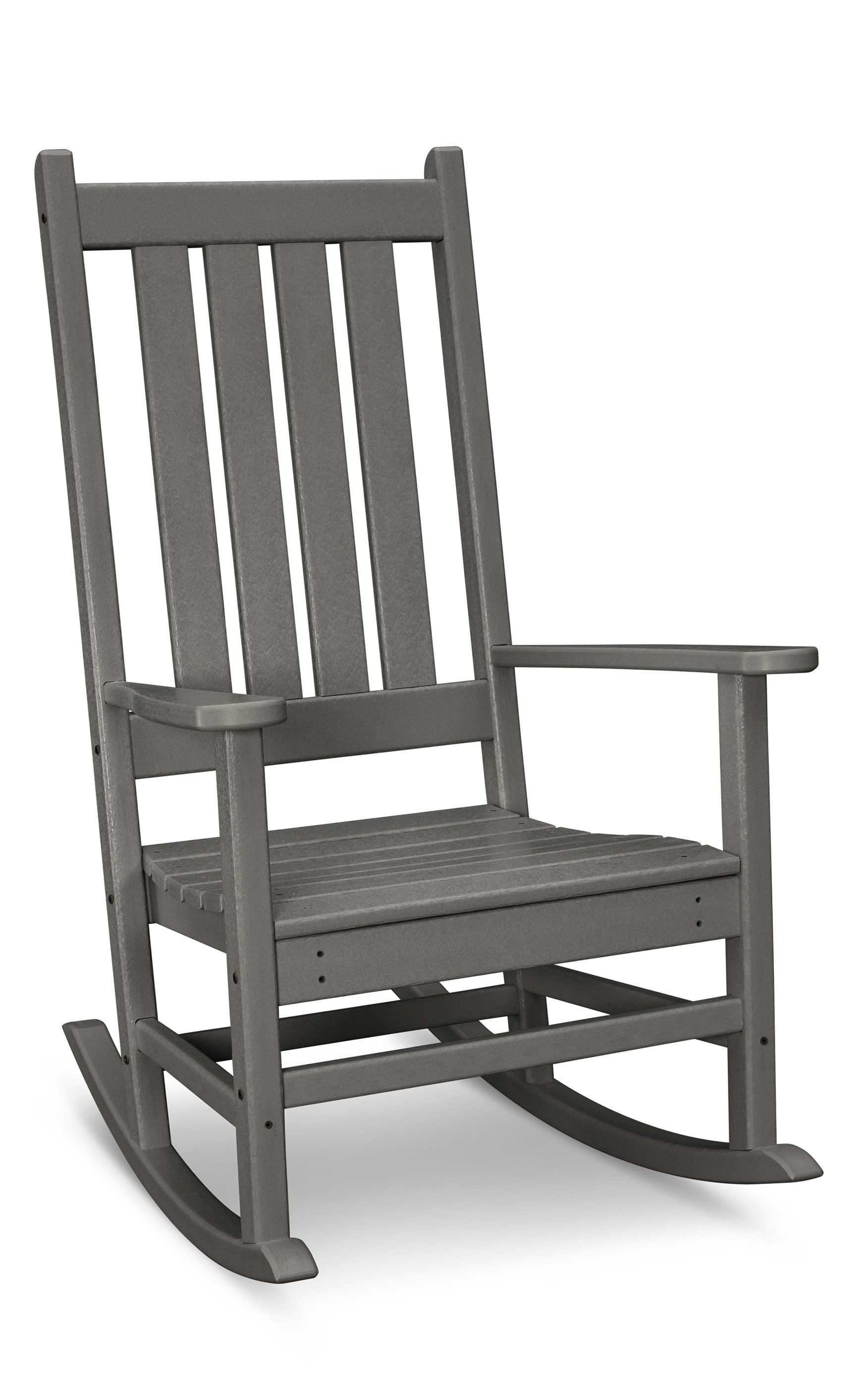 Polywood® Vineyard Porch Rocking Chair (View 15 of 15)