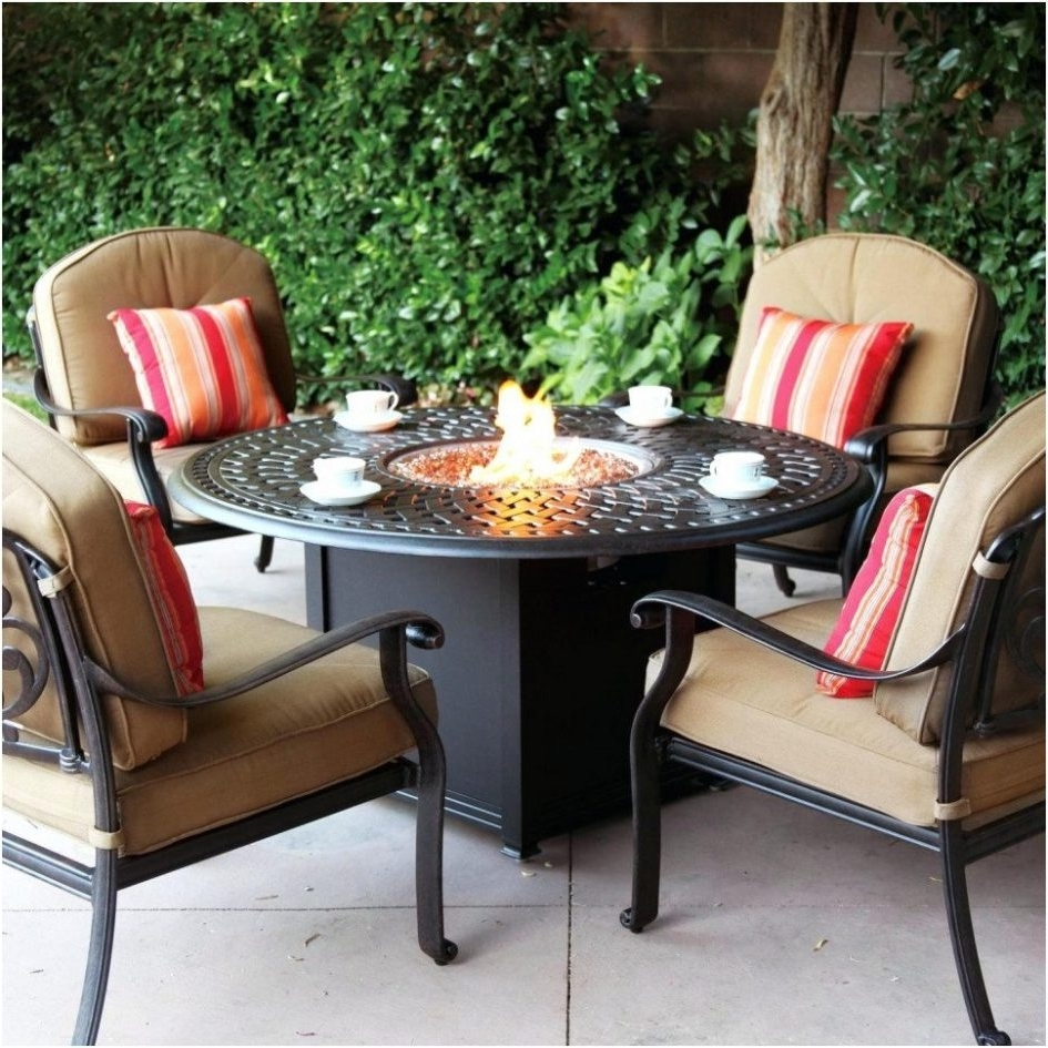 Popular Marvelous Patio Conversation Sets With Fire Pit F75X On Creative With Patio Conversation Sets For Small Spaces (View 13 of 15)
