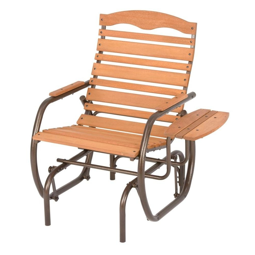 Popular Rocking Chairs For Garden In Glider Chair For Patio – Decco.voiceoverservices (View 12 of 15)