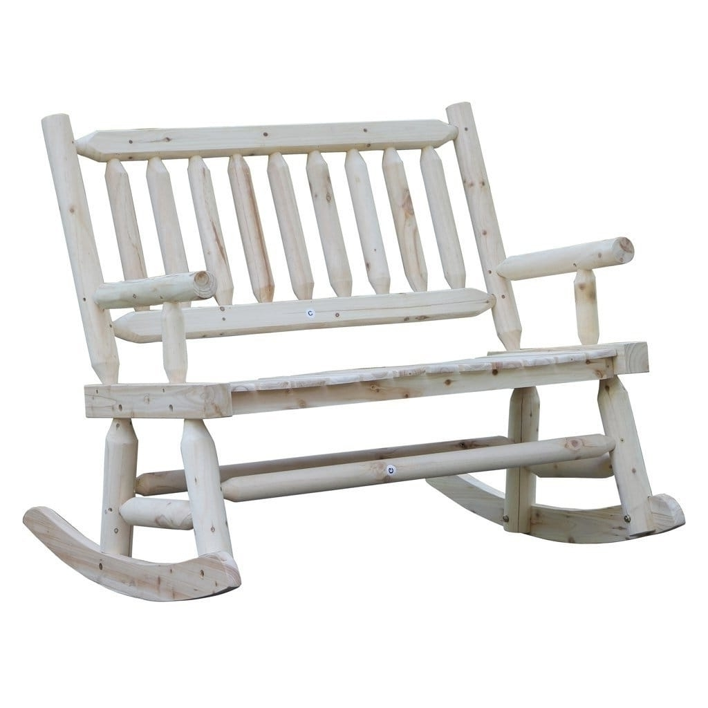 Popular Shop Wooden Rocking Chair With Natural Material Comfortable Throughout Oversized Patio Rocking Chairs (View 14 of 15)