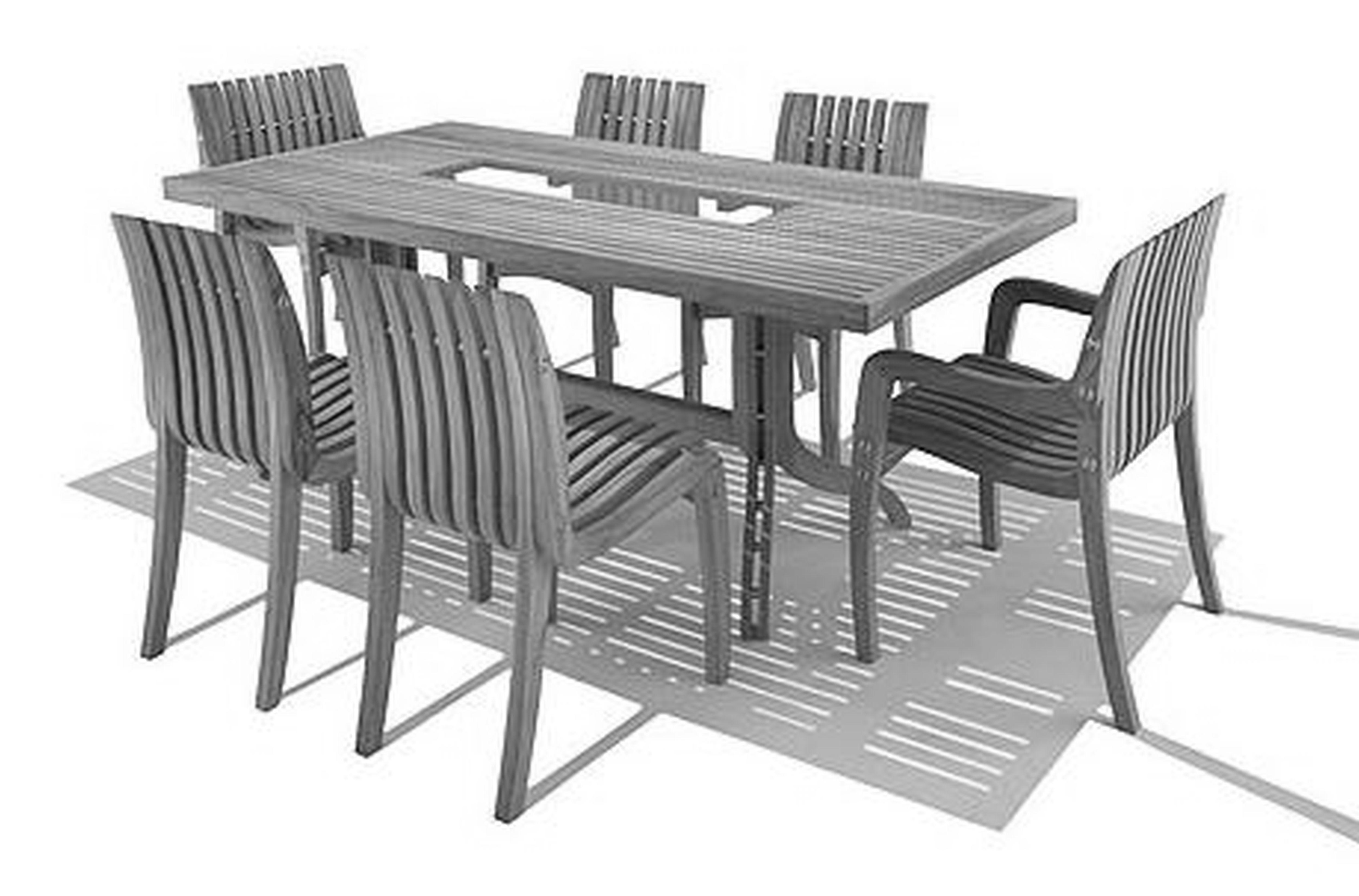Preferred Grey Patio Furniture – Darcylea Design Regarding Gray Patio Conversation Sets (View 15 of 15)