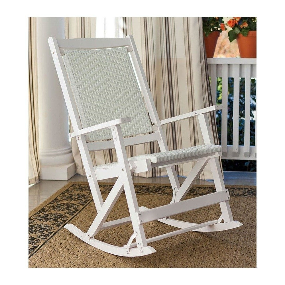 Preferred Inexpensive Patio Rocking Chairs Intended For Outdoor Rocking Chairs For Heavy People Big And Inexpensive Antique (View 15 of 15)