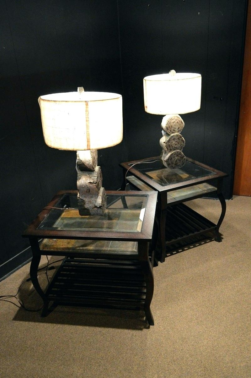Preferred Living Room End Table Lamps Within Coffee Grinder Table Lamps Living Room Lamp Shades End Decoration (View 5 of 15)