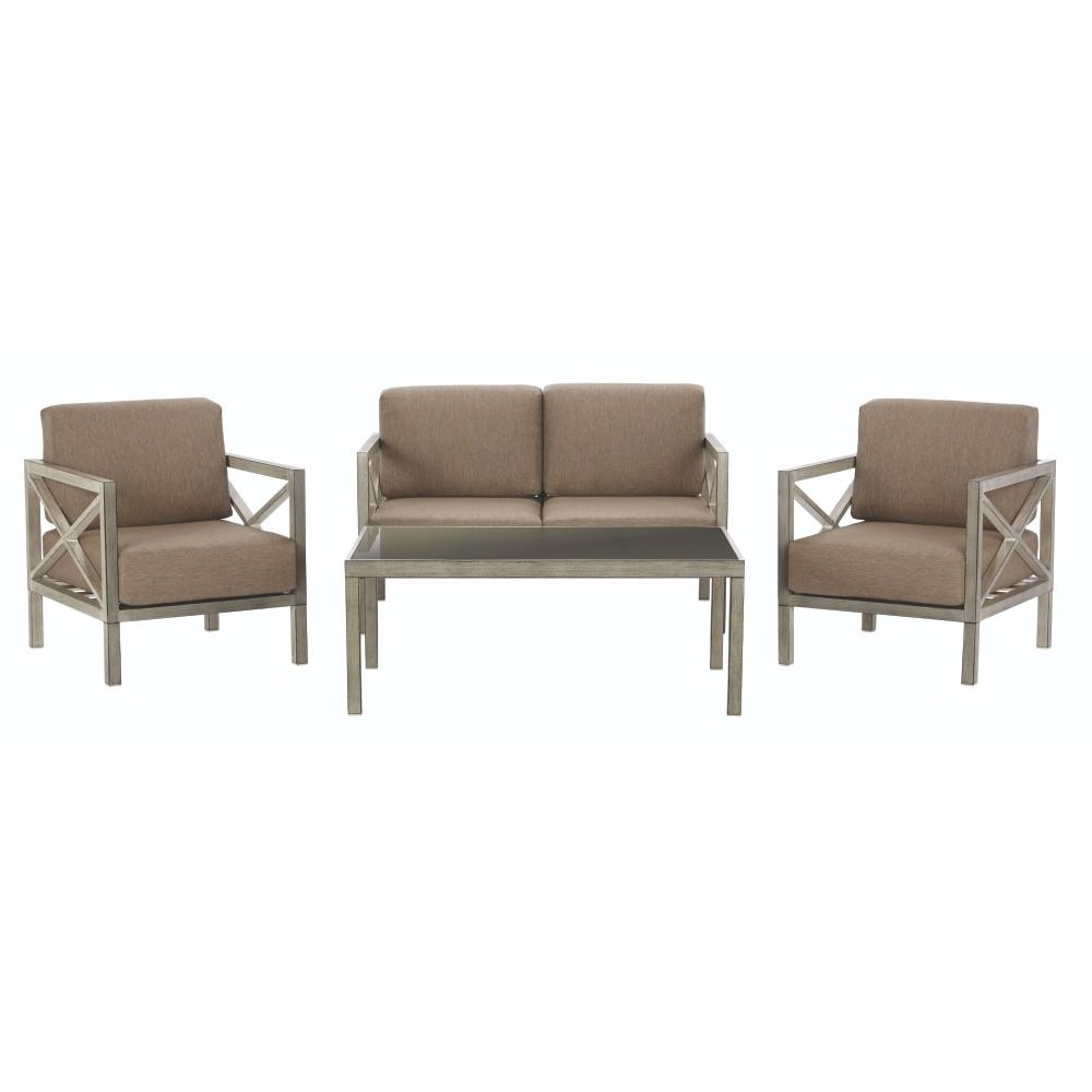 Featured Photo of Metal Patio Conversation Sets