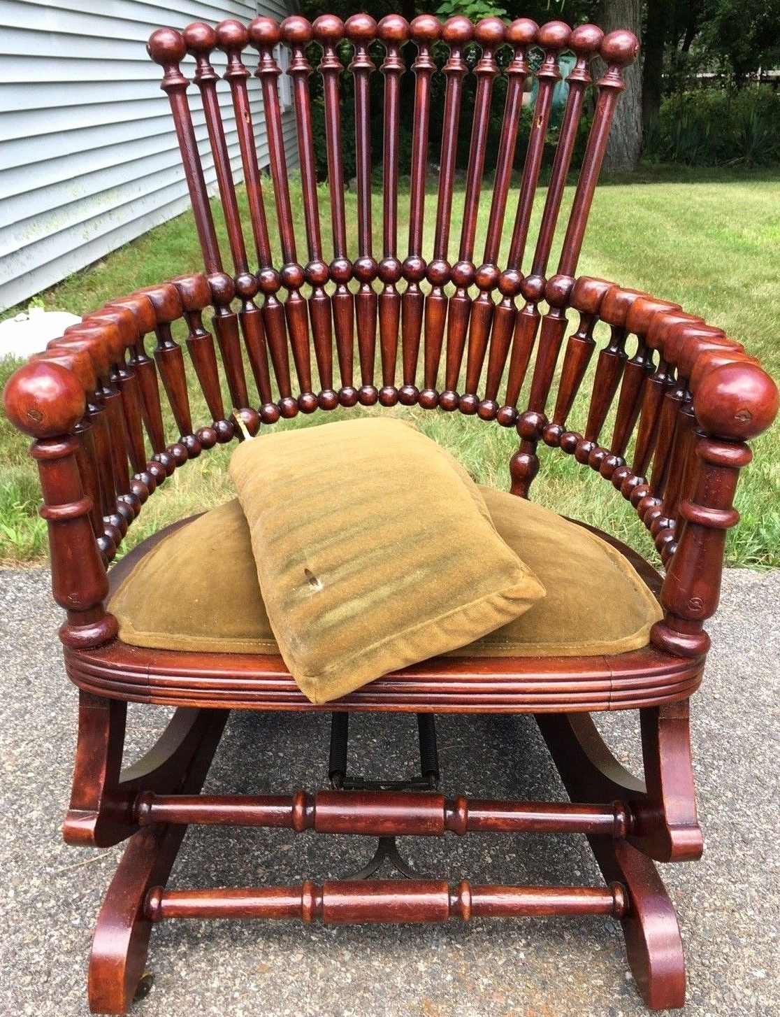 Preferred Old Fashioned Rocking Chairs With 20 Best Of Old Fashioned Rocking Chair (View 8 of 15)
