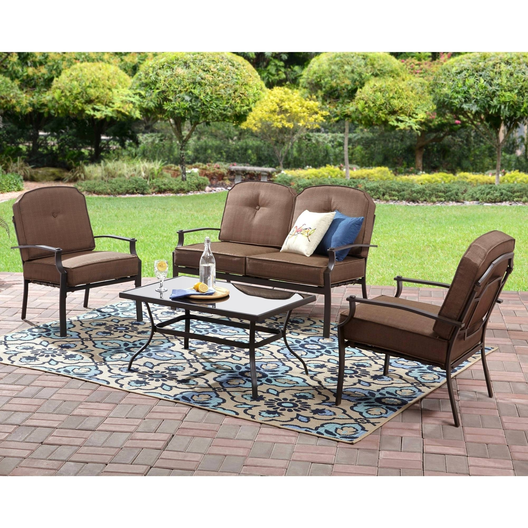 Preferred Outdoor : Outdoor Patio Clearance Inexpensive Patio Sets Patio Pertaining To Inexpensive Patio Conversation Sets (View 13 of 15)
