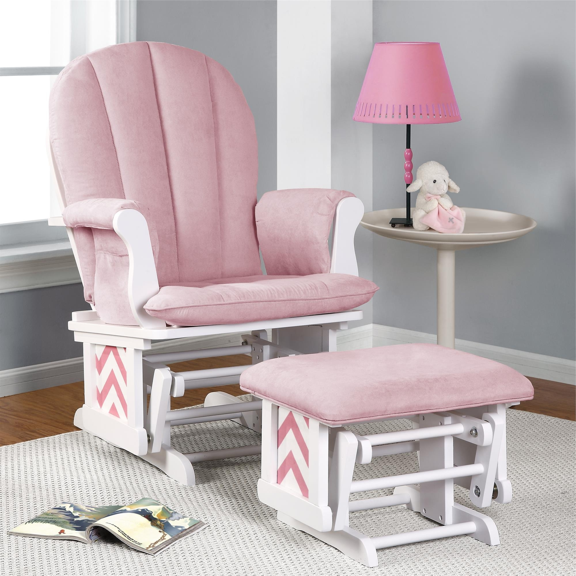 Preferred Rocking Chairs For Small Spaces For Coolest Rocking Chair Covers For Nursery F96X About Remodel (View 6 of 15)
