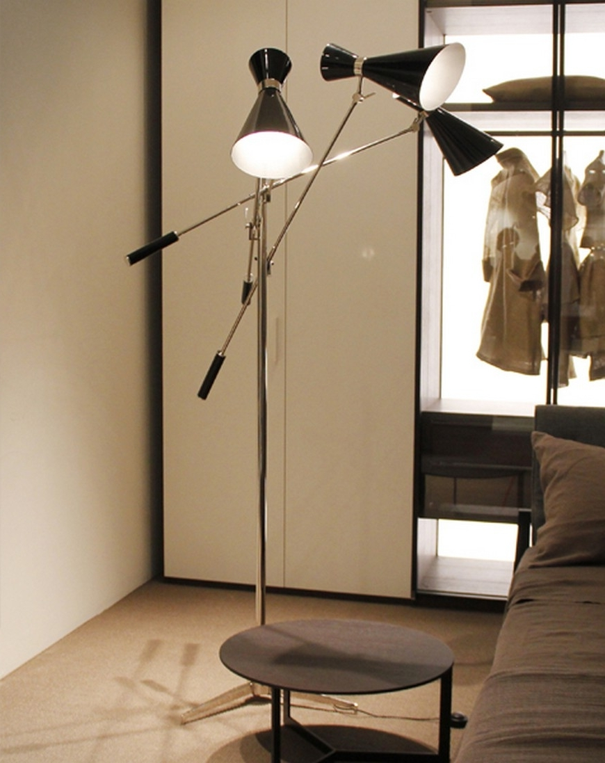 Preferred Vintage Living Room Table Lamps With Modern Floor Lamps For An Amazing Bedroom – Bedroom Ideas (View 10 of 15)