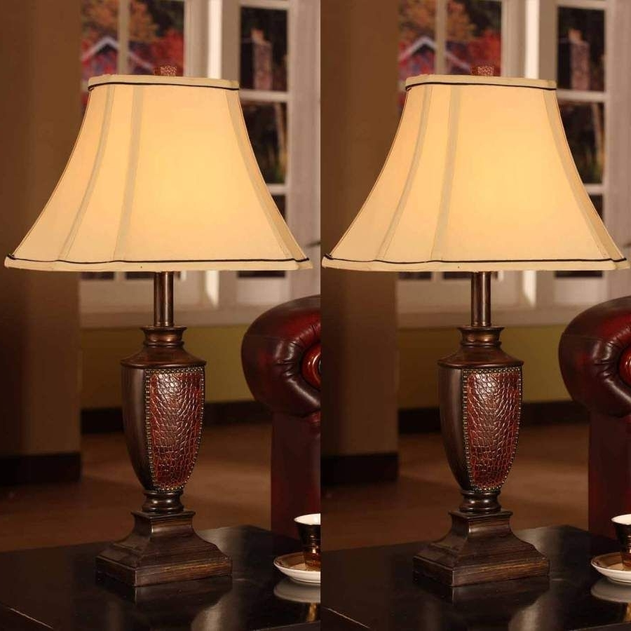 Featured Photo of Wireless Living Room Table Lamps