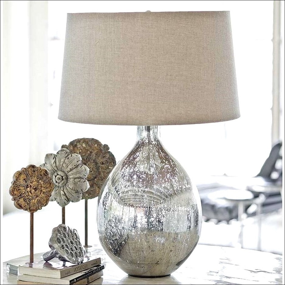 Recent Glass Living Room Table Lamps Regarding Lamp : Living Room Table Lamp Sets Fresh New Lamps For Ebay On Sale (View 12 of 15)