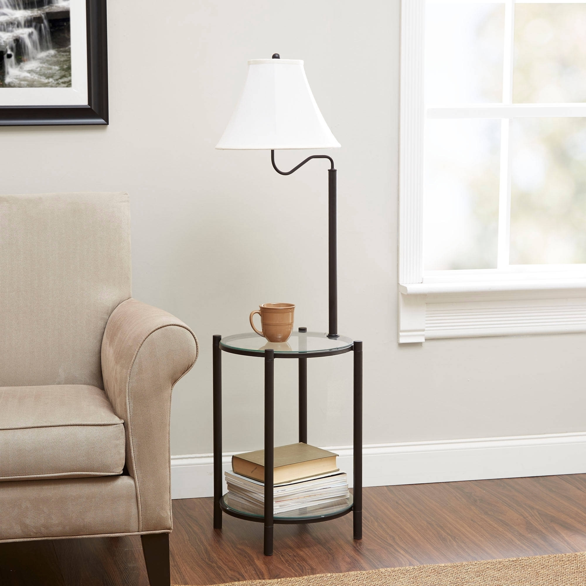 Recent Top 65 Terrific Led Light Bulbs Walmart Bedside Table Lamps For With Regard To Walmart Living Room Table Lamps (View 6 of 15)