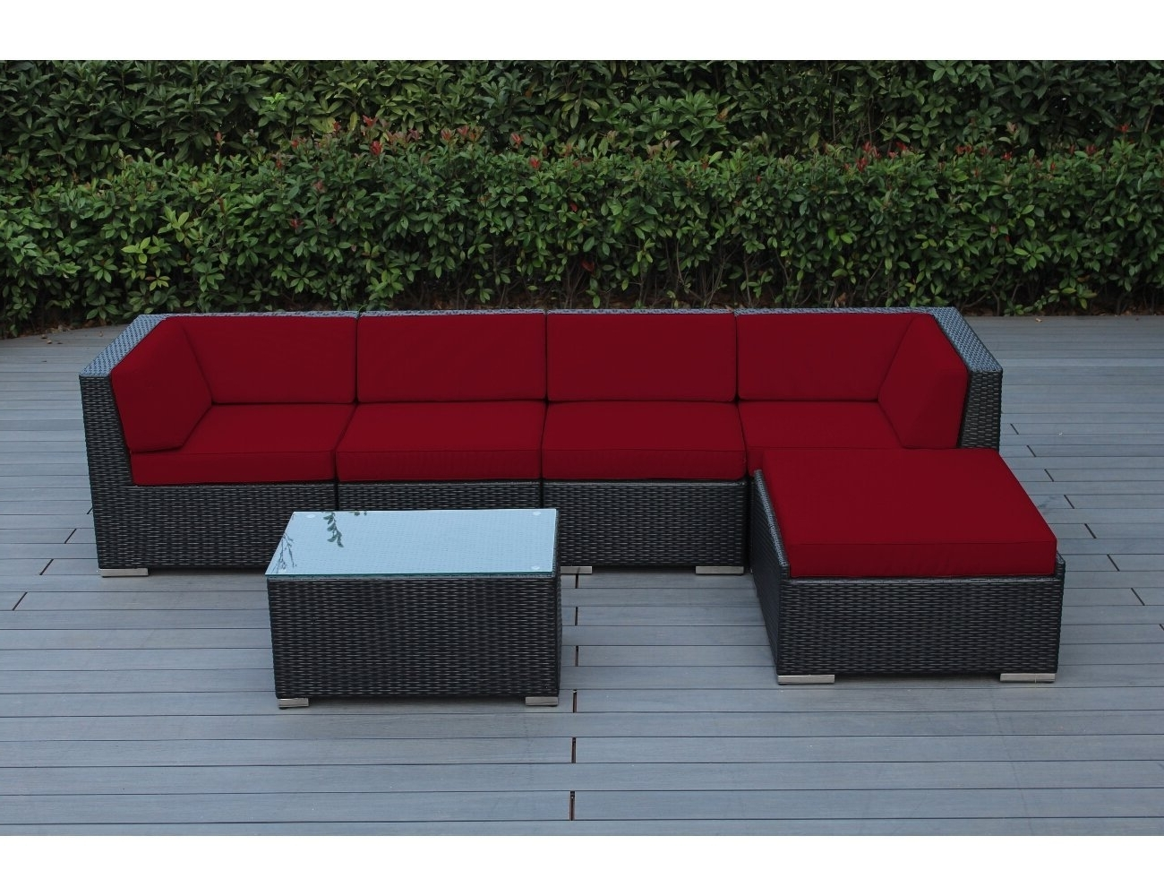 Red Patio Conversation Sets Within Best And Newest Patio Dining Sets Furniture The Home Depot (View 8 of 15)