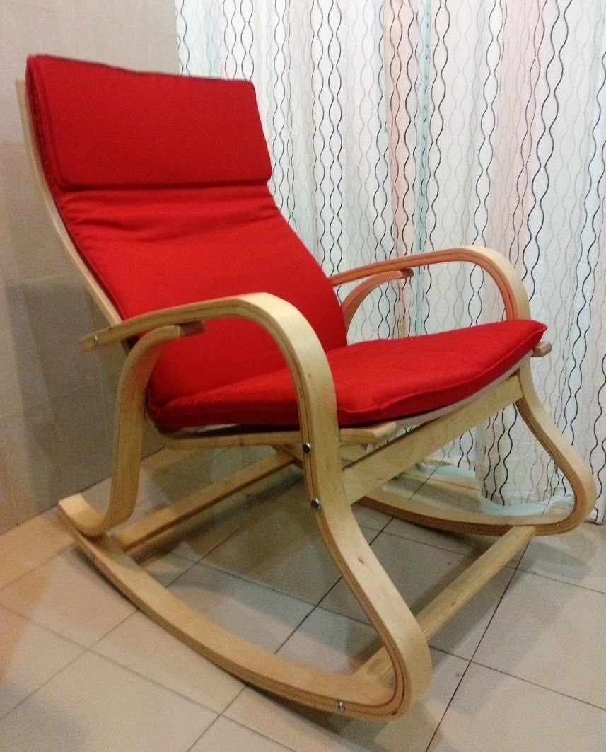 Rocking Chairs At Ikea Inside Favorite Beautiful Wooden Rocking Chairs Prices 11 Furniture Upholstered (View 4 of 15)