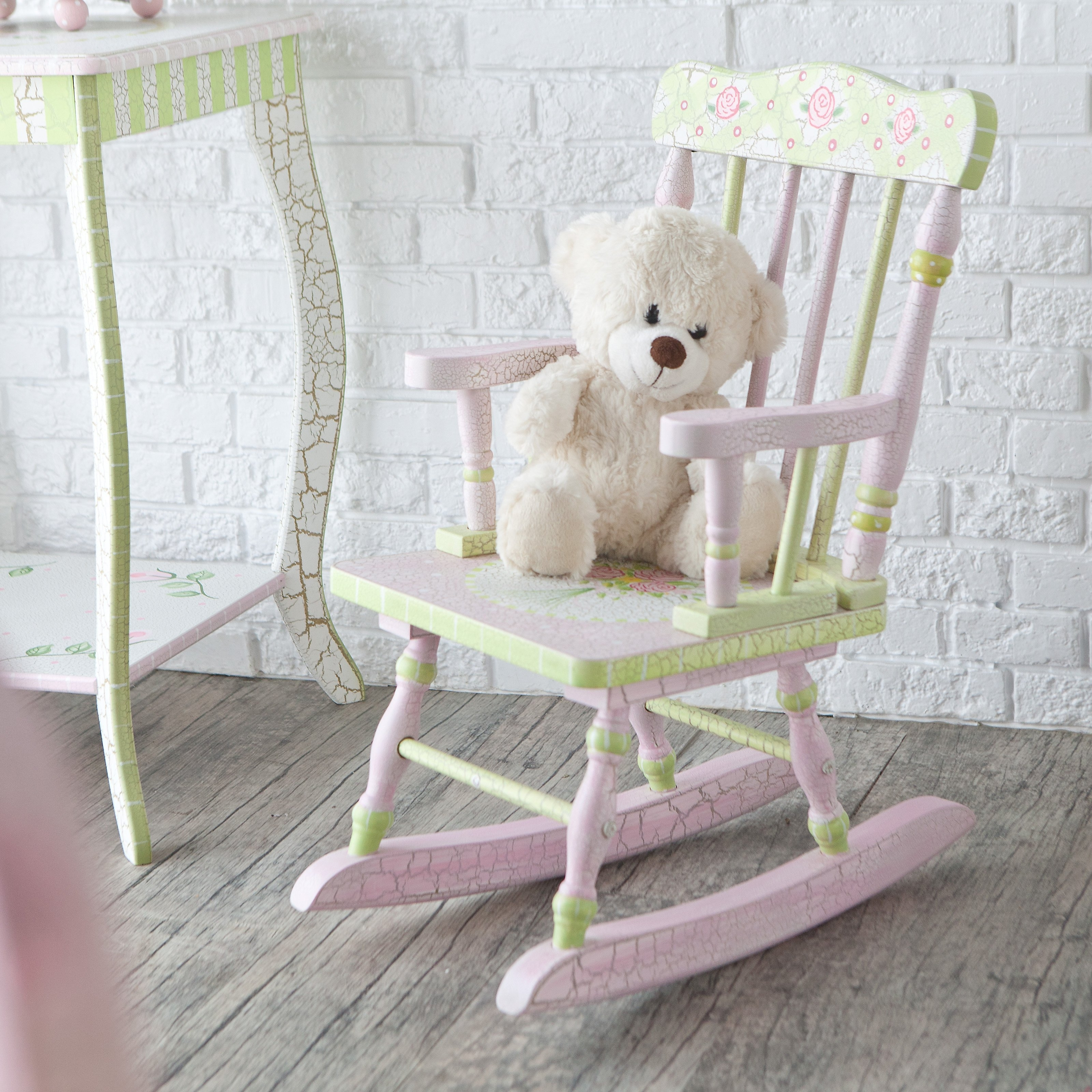 Featured Photo of Rocking Chairs At Roses