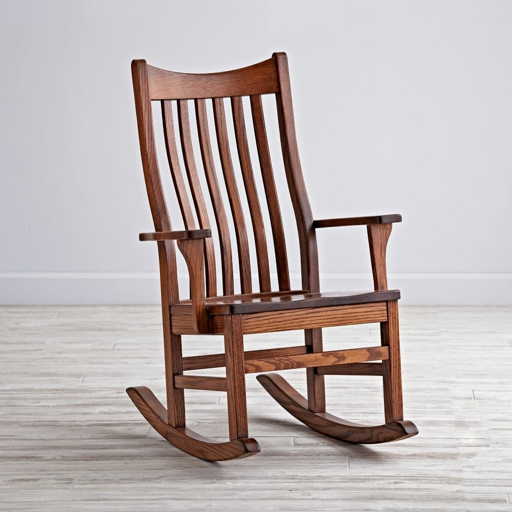 Rocking Chairs For Adults Inside 2017 Wooden Kids Rocking Chair : New Kids Furniture – How To Repair Kids (View 5 of 15)