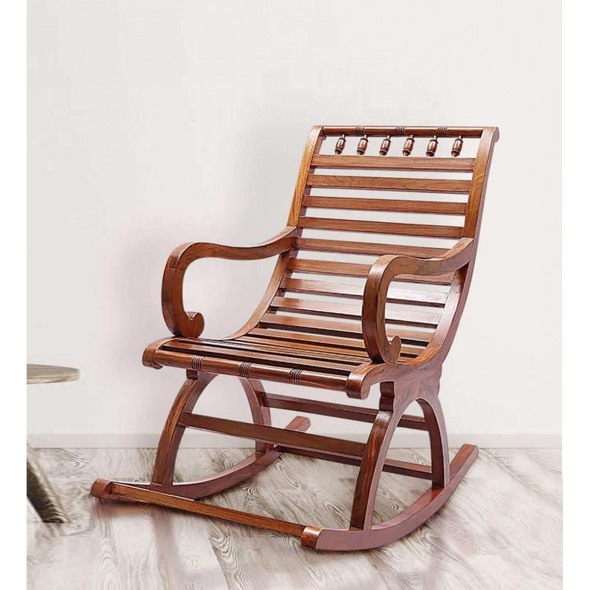 Rocking Chairs For Adults Pertaining To Popular Rocking Chairs Online  Shop Wooden Rocking Chair At Here !! (View 11 of 15)