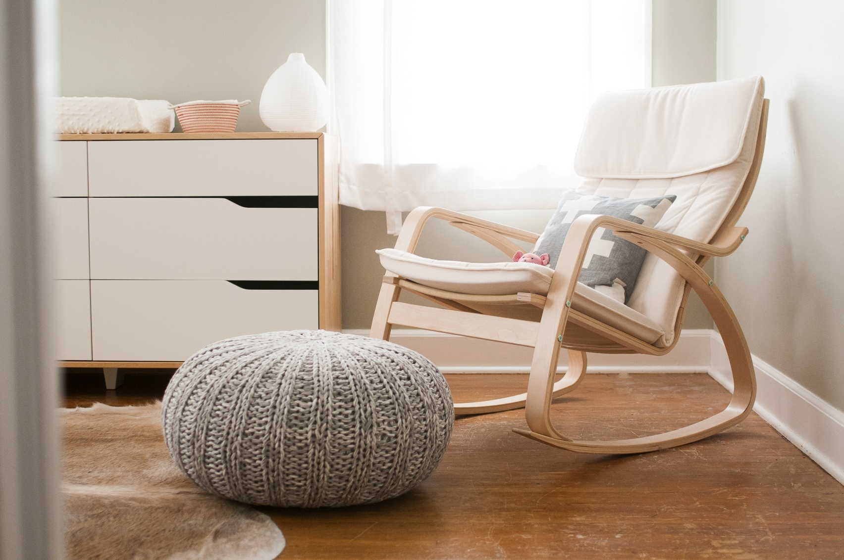 Rocking Chairs For Nursing Throughout Newest Nursery Rocking Chair, Rocks! – Tcg (View 5 of 15)