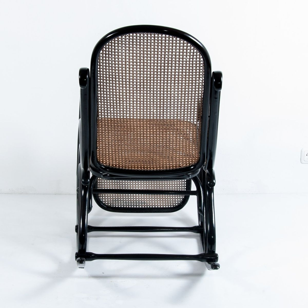 Rocking Chairs With Footrest Inside Favorite Antique No (View 5 of 15)