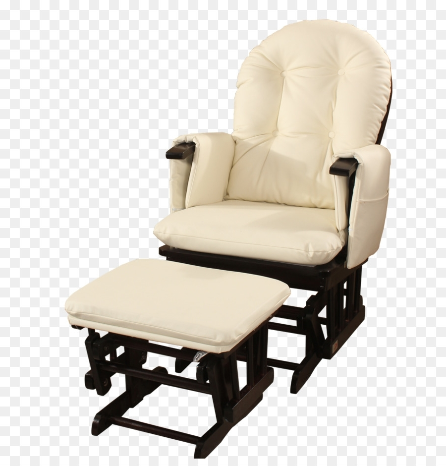 Rocking Chairs With Ottoman Pertaining To Well Liked Rocking Chairs Glider Foot Rests Nursing Chair – Ottoman Png (View 12 of 15)