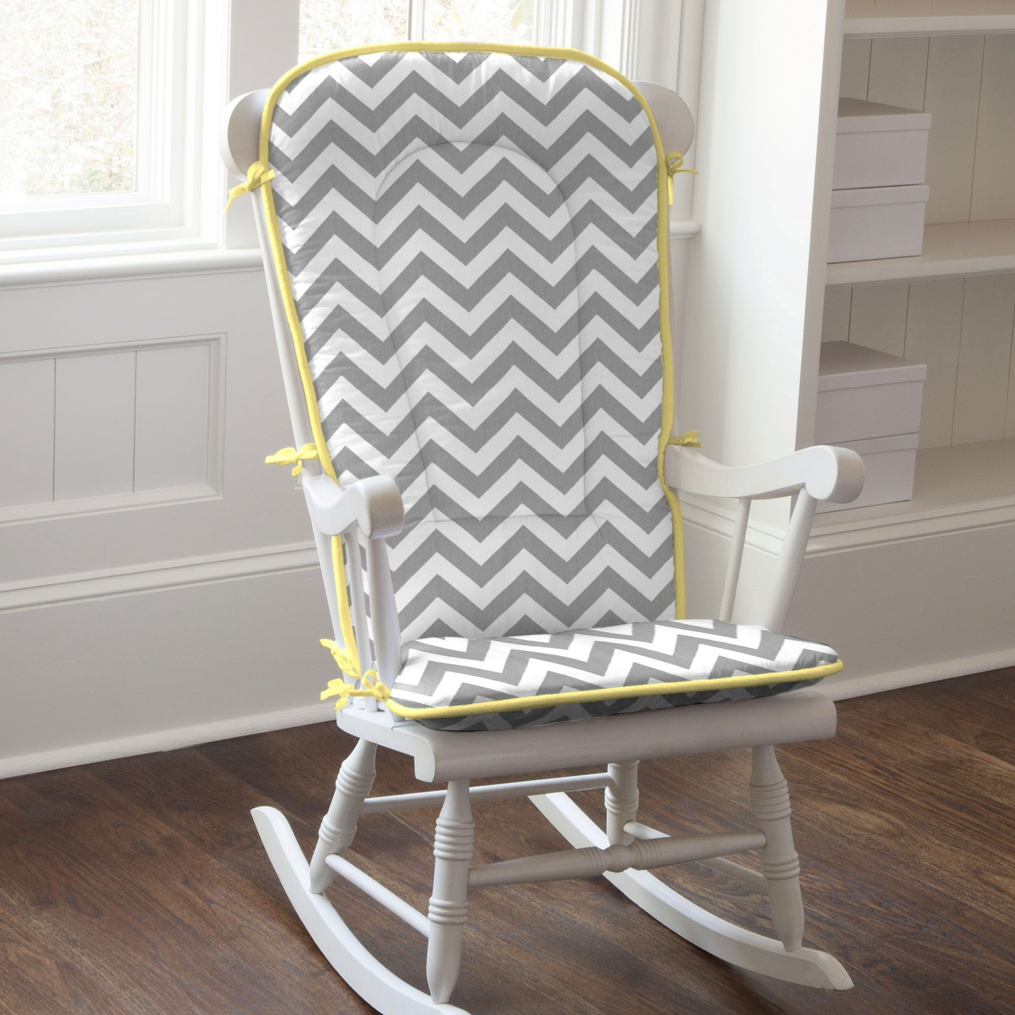Rocking Intended For Rocking Chairs With Cushions (View 10 of 15)