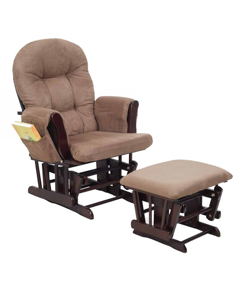 Royal Oak Trinity Rocking Chair – Buy Royal Oak Trinity Rocking Regarding Most Up To Date Rocking Chairs With Footstool (View 11 of 15)